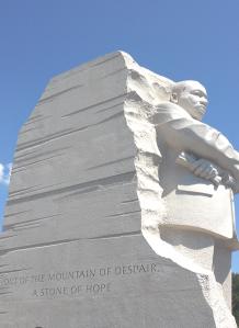 MLK Monument Pic 2